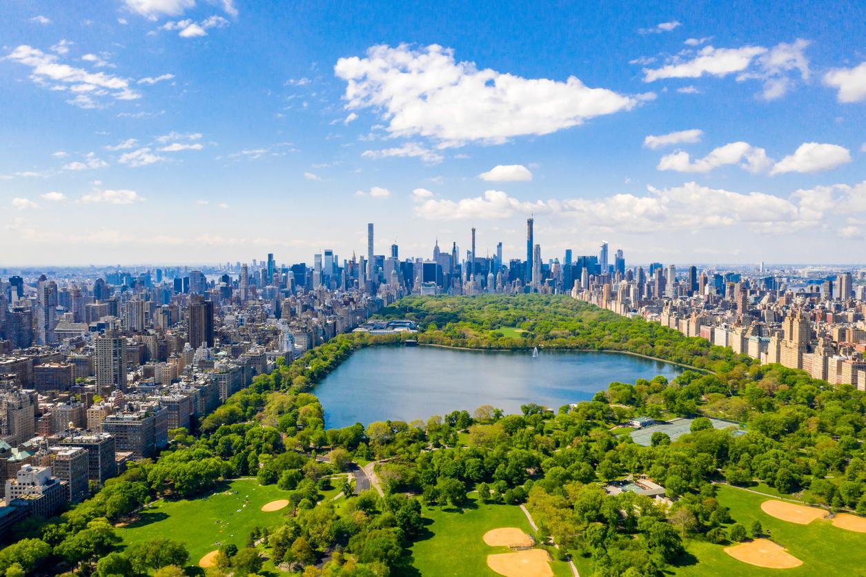De grootste steden van de VS