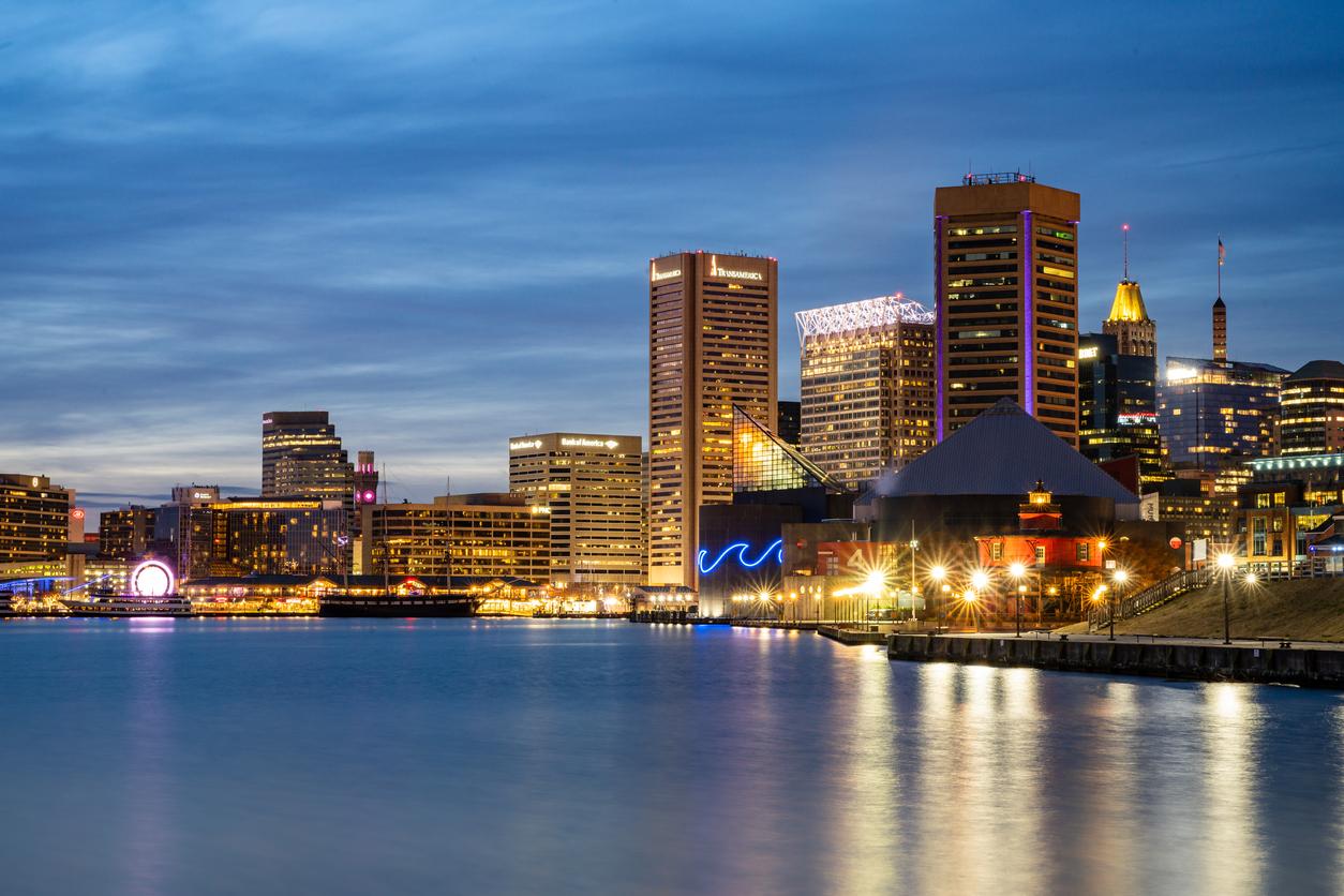 De oudste steden van de VS