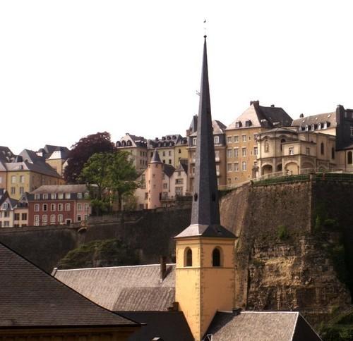 Bijzondere bezienswaardigheden en gezellige patisserieën in Luxemburg