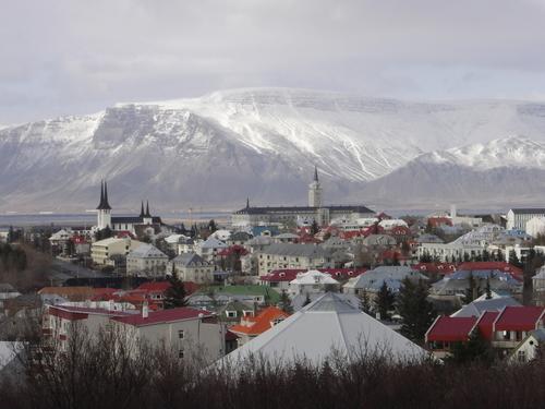 Lopapeysan: de authentieke IJslandse trui, te koop in Reykjavík